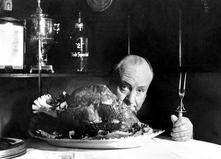 Alfred Hitchcock Alright Hes A Man But How Can One Not Include Him Here Thanksgiving Would Be Most Interesting At His Home I Think