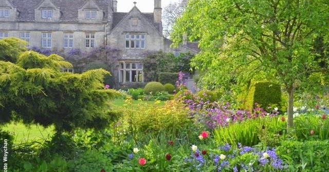Wordless Wednesday - Spring Walks III - Barnsley House