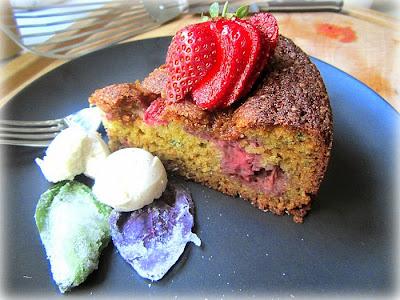Stacey Snacks Strawberry Cake