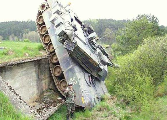 Tank terbalik
