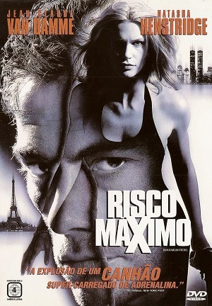 Risco Máximo - Maximum Risk 1920x1080 Download torrent download capa