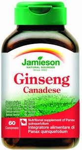 ginseng canadese, per la disfunzione erettile ed immunostimolante