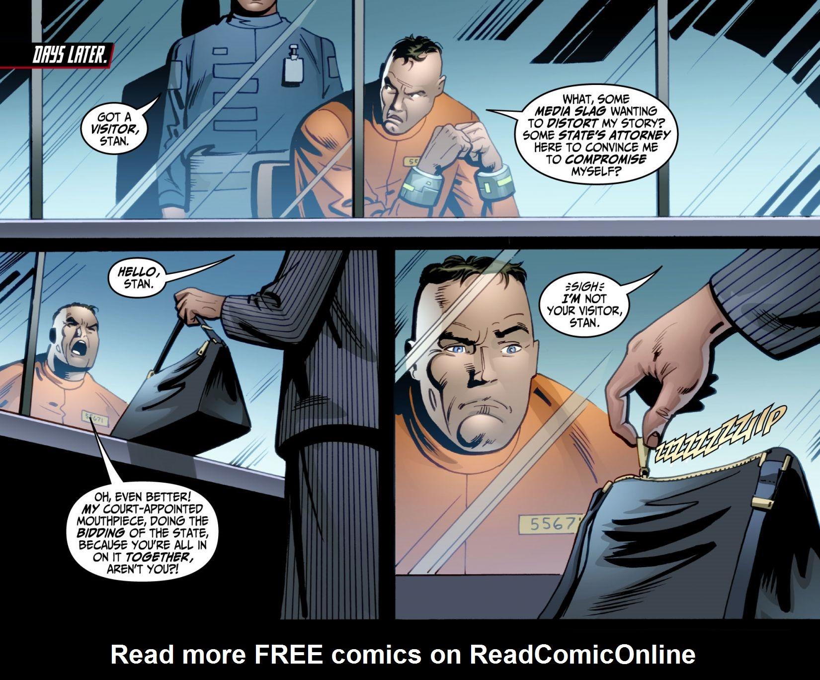 Batman Beyond (2012) Issue #6 #6 - English 20