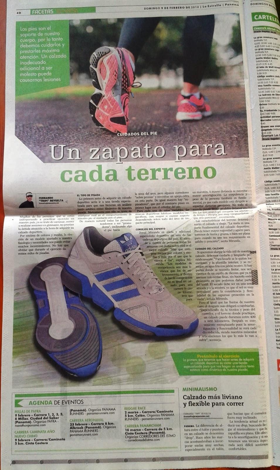 zapatillas para maraton