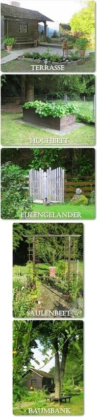 weitere Gartenprojekte