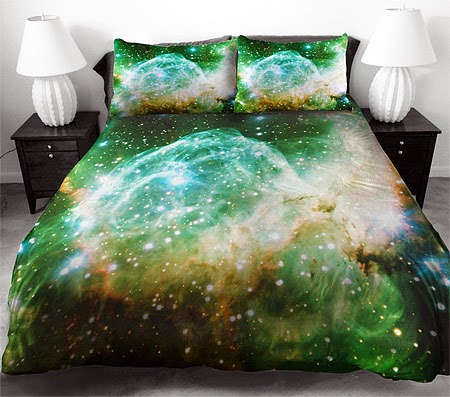 Amazing Galaxy Bed Sheets