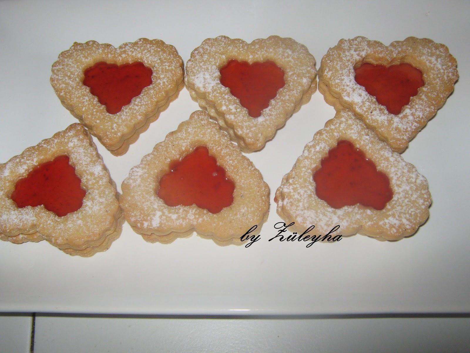 reçelli kurabiye,kurabiye,marmelatlı kurabiye