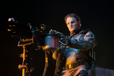 Jason Clarke stars as John Connor in Terminator Genisys