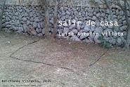 Salir de Casa - nuevo poemario Ediciones Vitruvio 2015