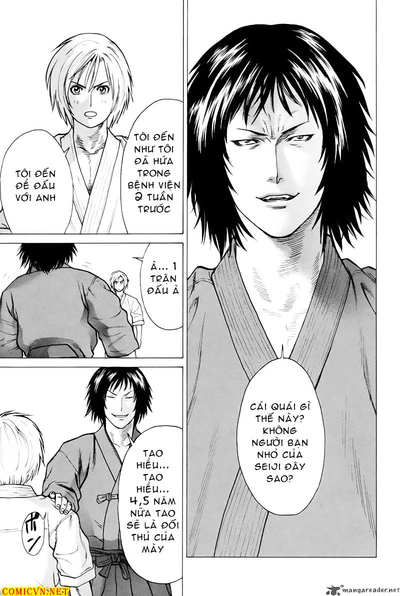 Karate Shoukoushi Kohinata Minoru chap 22 Trang 4