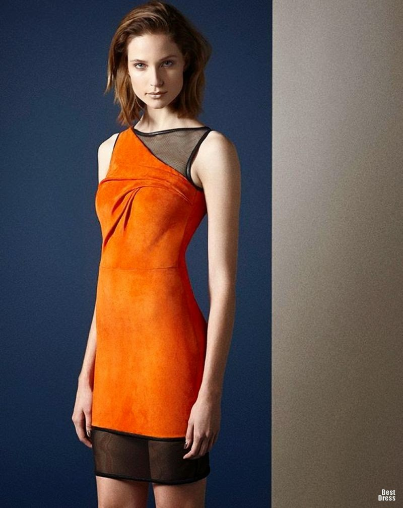 Vestidos cortos de moda ajustados