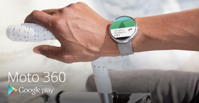 Moto 360 bán hết sạch trong chưa đến 1 giờ