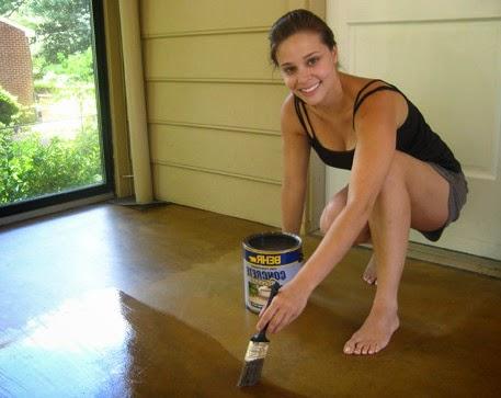 Concrete Floor Paint