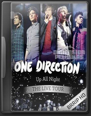 One Direction Up All Night: The Live Tour (BRRip HD) (2012)