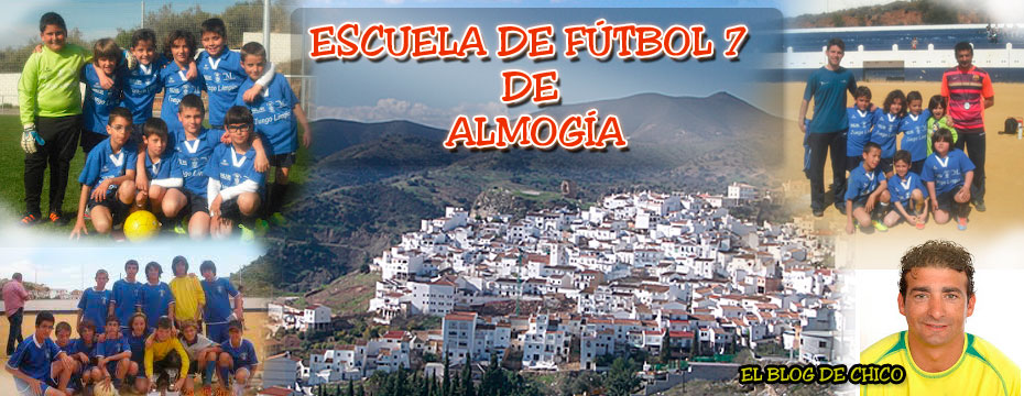 ESCUELA MUNICIPAL DE FTBOL 7 DE ALMOGIA