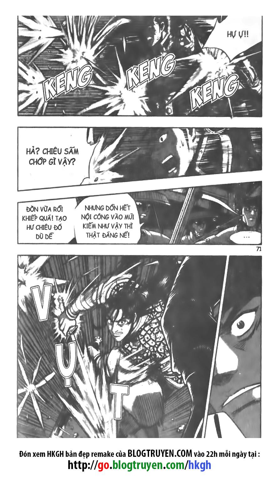Hiệp Khách Giang Hồ - Hiệp Khách Giang Hồ Chap 343 - Pic 6