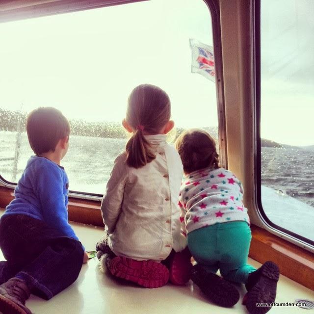On Lake Windermere