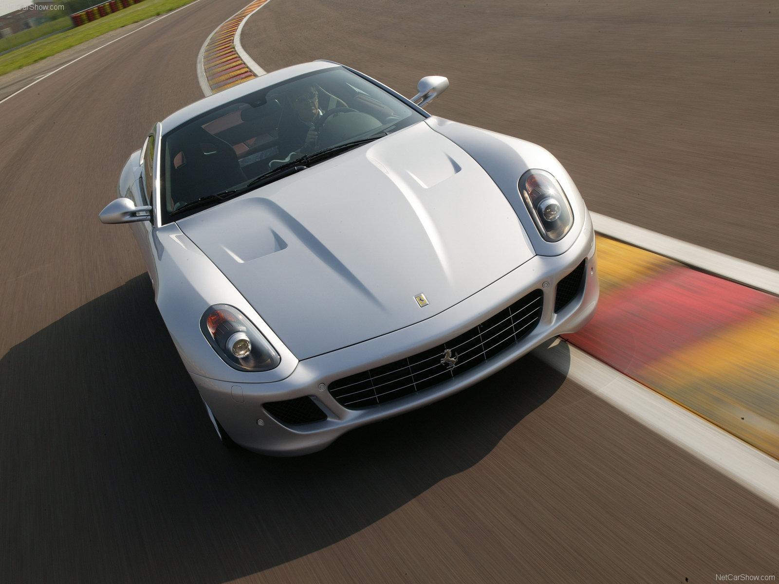 Hình ảnh siêu xe Ferrari 599 GTB Fiorano One-to-One 2009 & nội ngoại thất