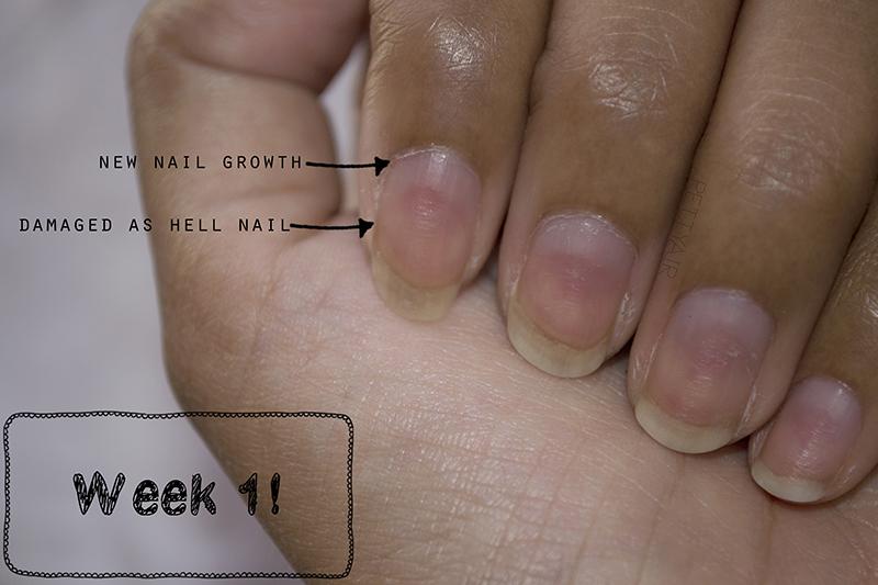 PettyAir: Advice| Removing Acrylic Nails