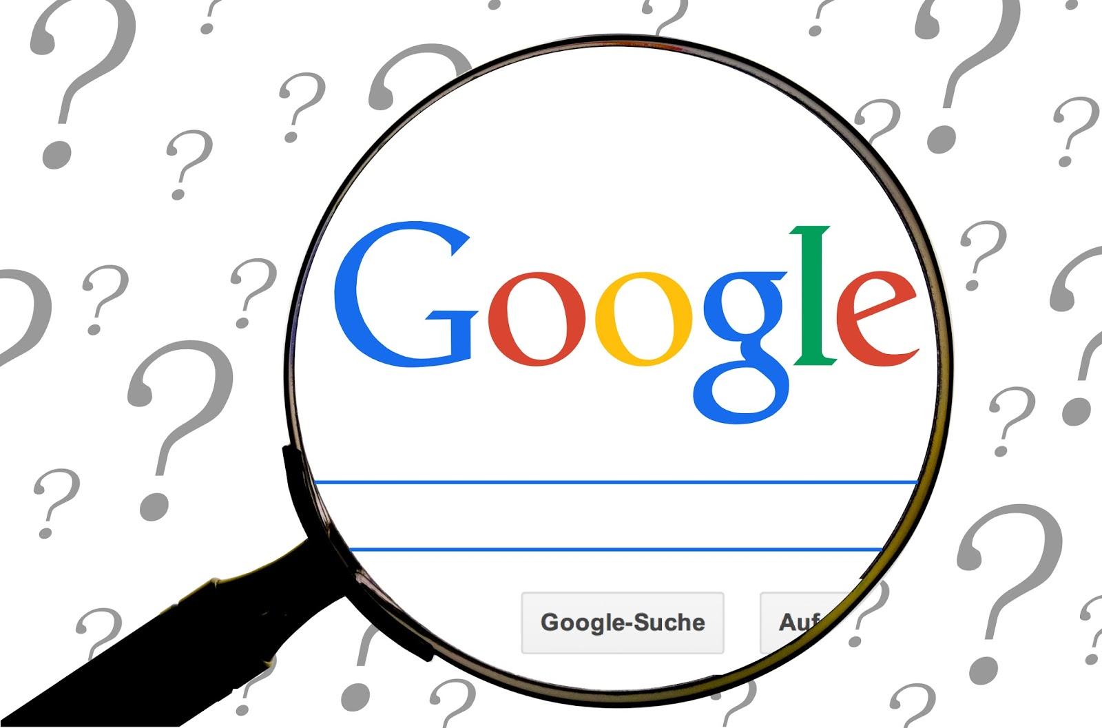 Wyszukiwania Google