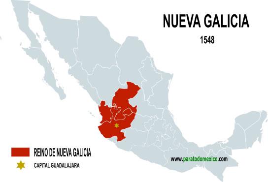 Ay jalisco no te rajes historia de guadalajara for Villas que fundo nuno de guzman