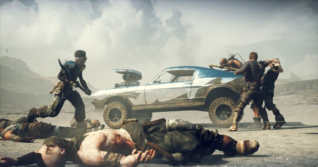 Mad Max PC Game Screenshots