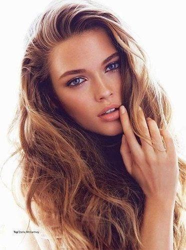 Medium Honey Brown Hair Color   Womens Hair Styles