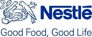 """Nestlé: """"Good Food, Good Life"""" (Buena comida. Buena vida)."""
