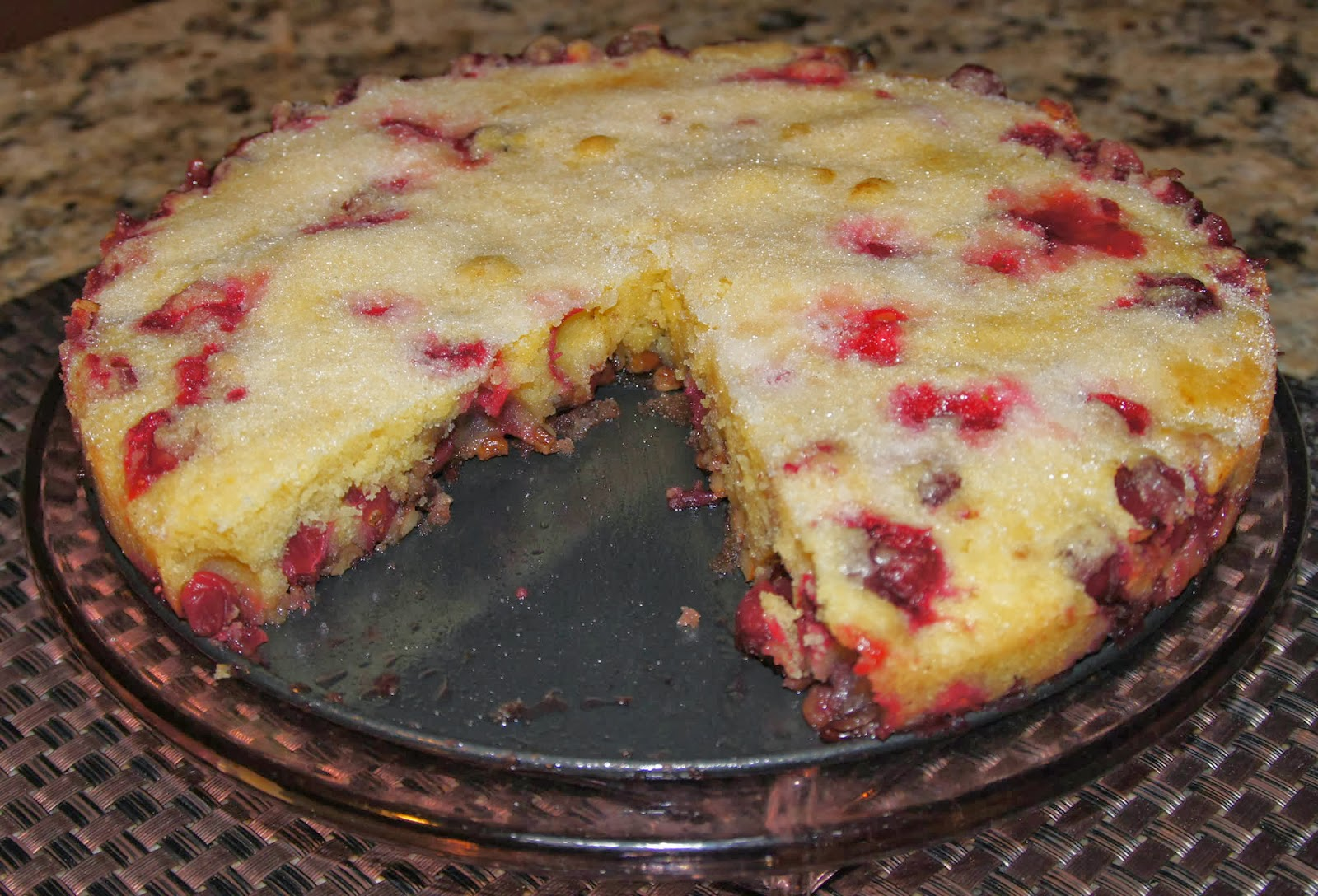 Little Bit of Everything: Nantucket Cranberry Pie