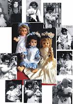 Vintage Doll -  Estrella década 30/40