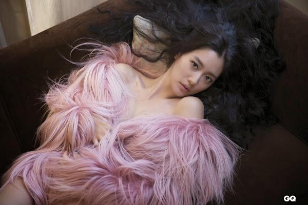 Clara GQ Taiwan 2015