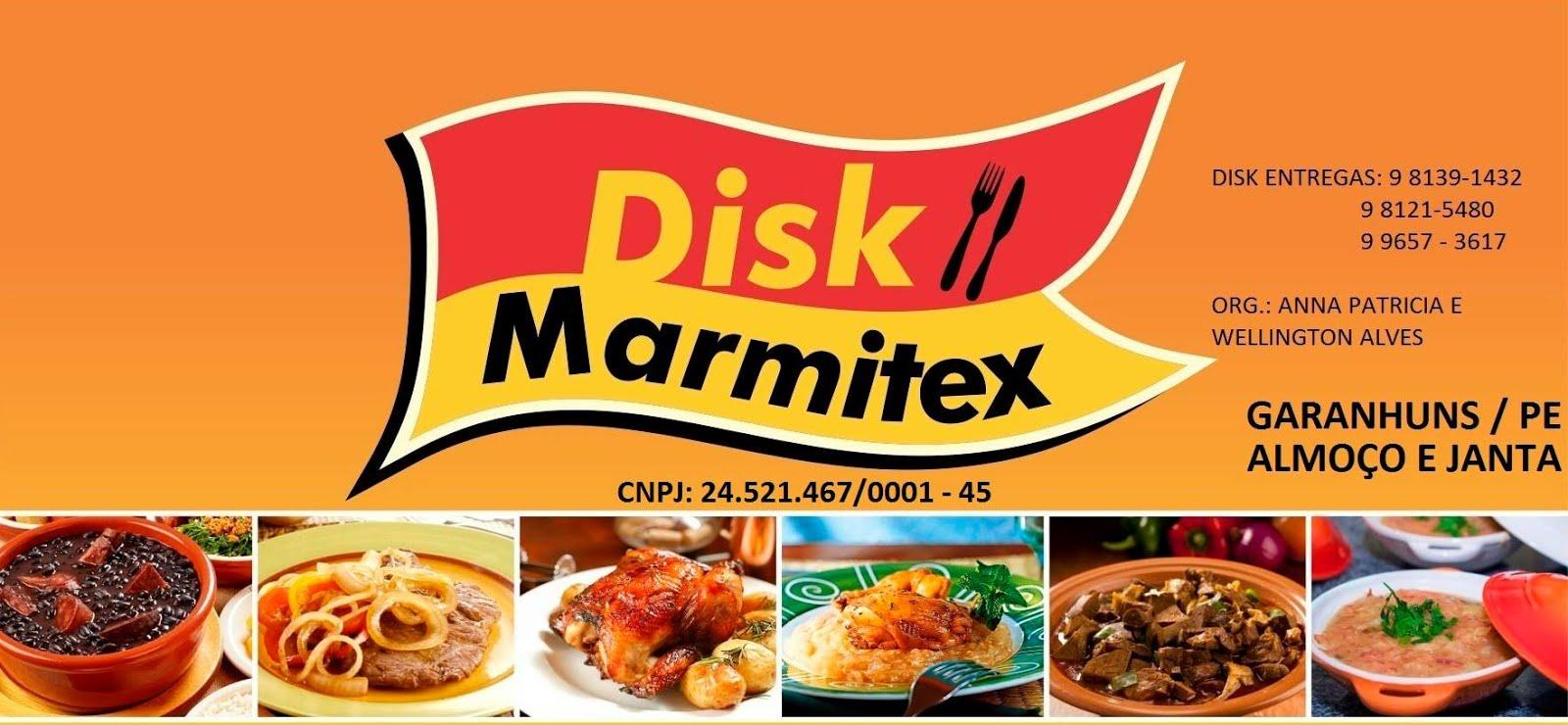 Disk Marmitex Garanhuns/PE