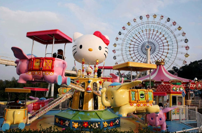 Hello Kitty Park, Nusajaya