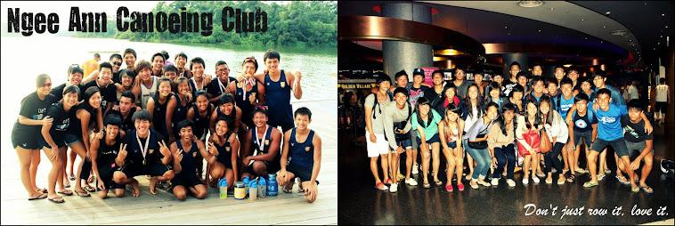 Ngee Ann Canoeing Club