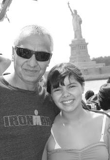 IGNI Y PAPA, EN NYC 2010