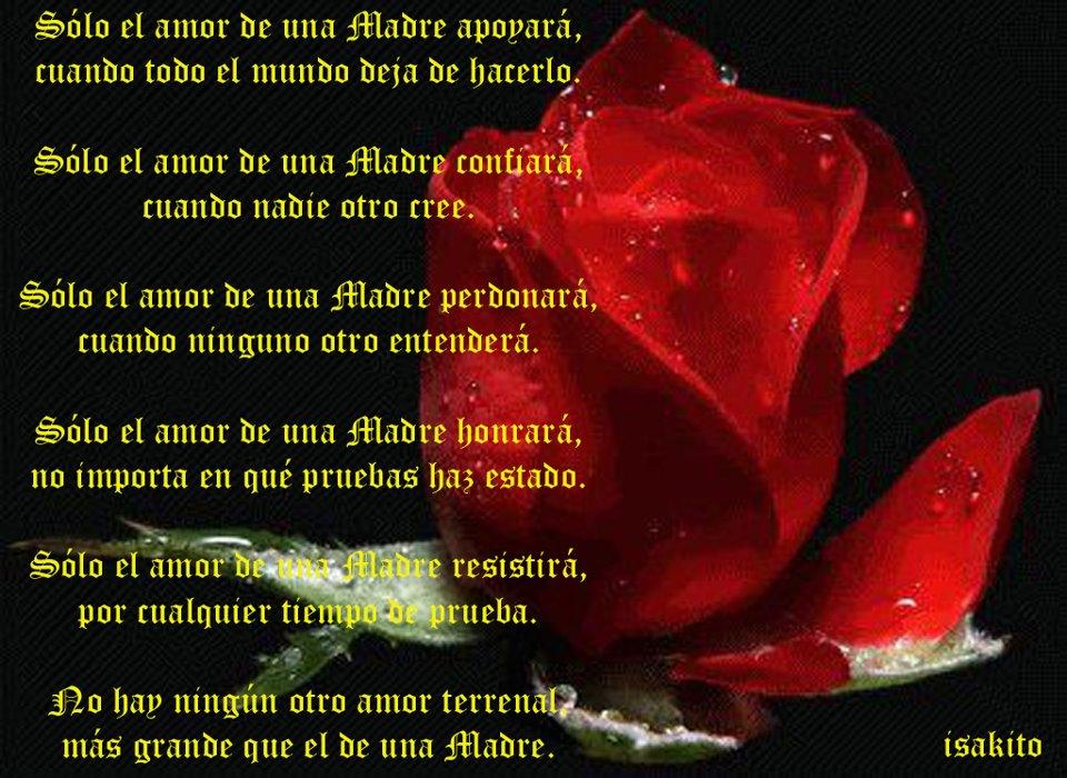 Poemas Cristianos Para El DIA De Las Madres
