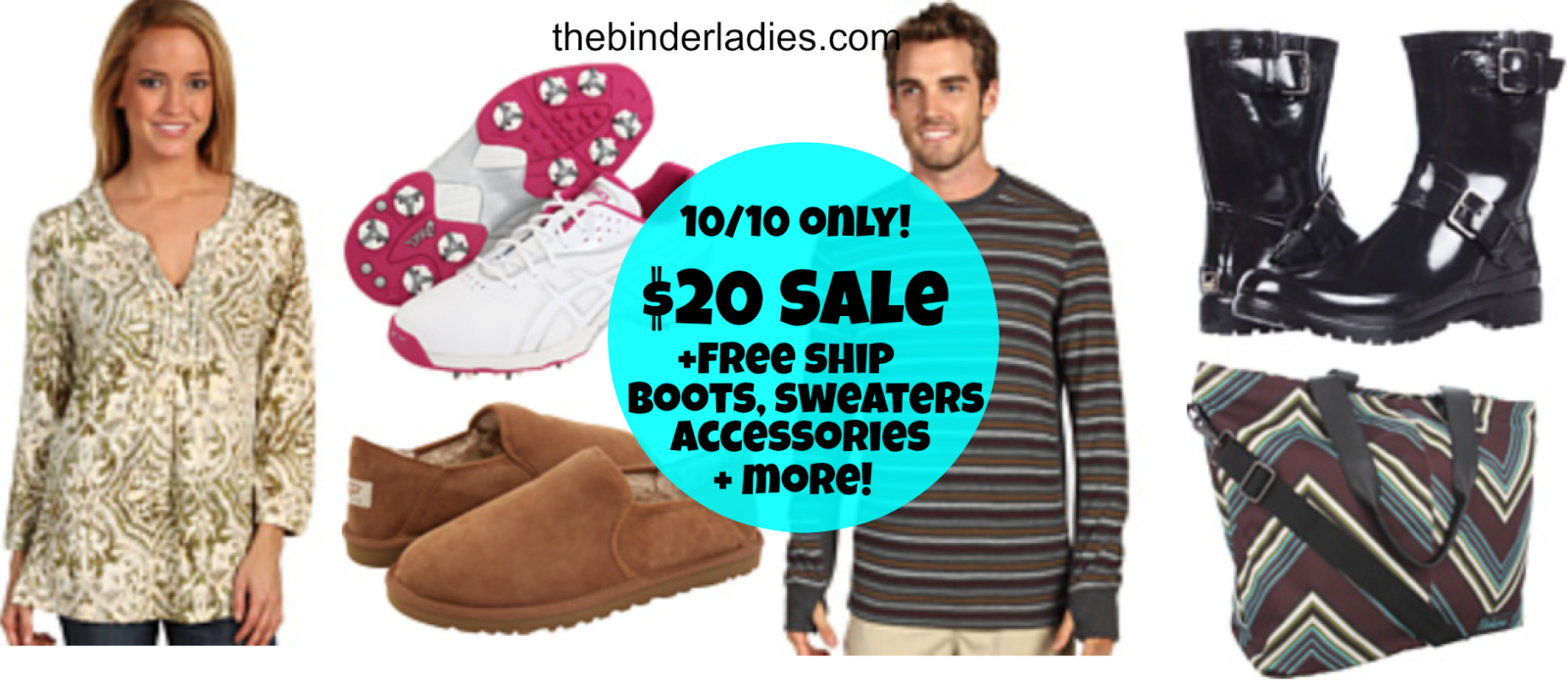 http://www.thebinderladies.com/2014/10/today-only-1010-6pmcom-20-sale-free.html#.VDgRNEvdtbw