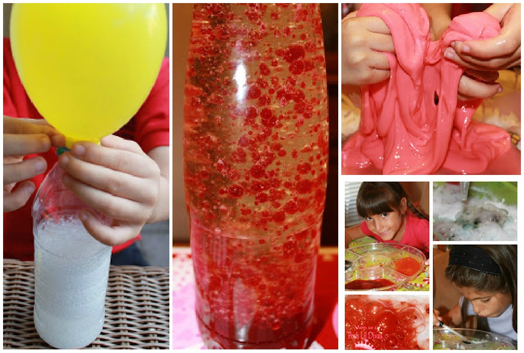 Salt Lamps Exploding : Learn with Play at Home: 100+ Science Activities for kids