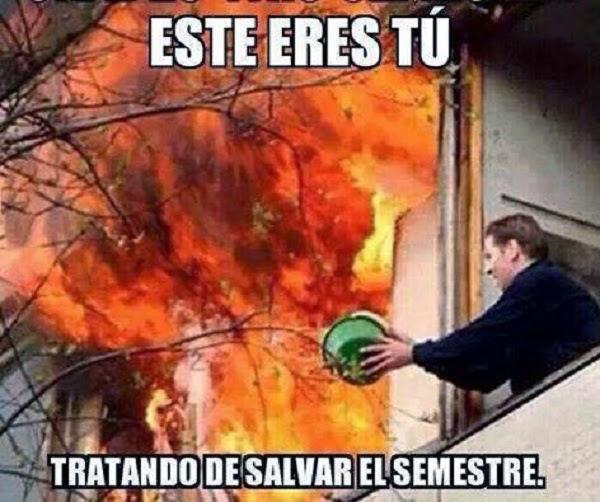 Salvemos el semestre