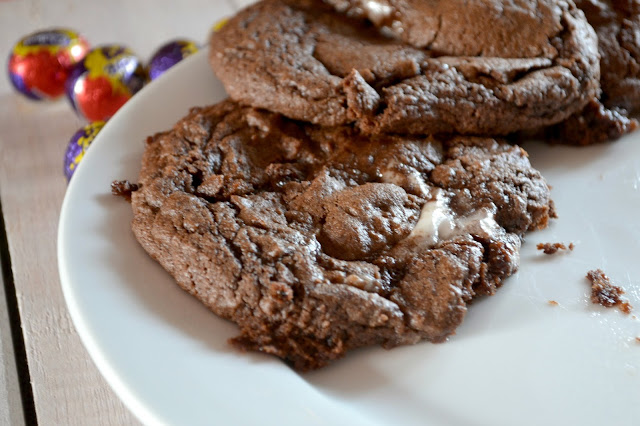 creme egg cookie recipe