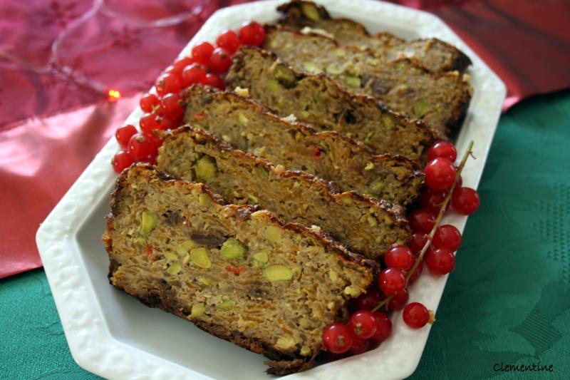 Le Blog De Clementine Terrine Végétarienne - Cuisine végétarienne blog