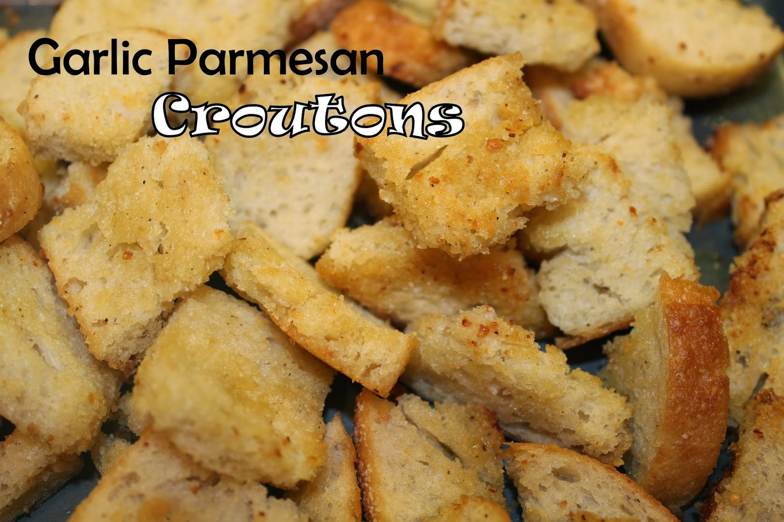 Roasted Garlic Croutons Recipes — Dishmaps