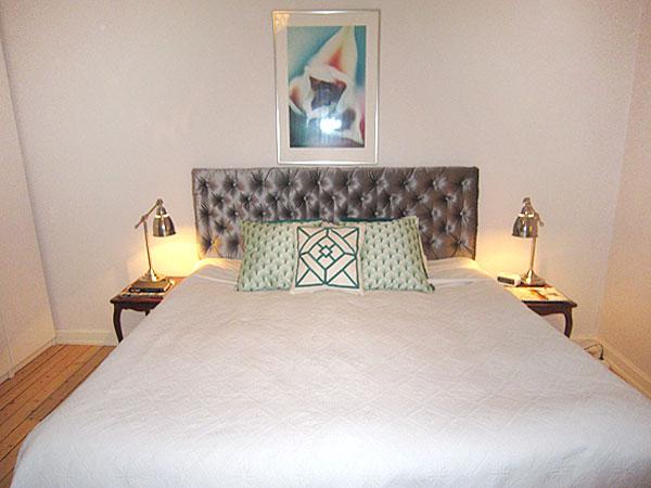 Madam Creative Gör en lyxig sänggavel! Del 2