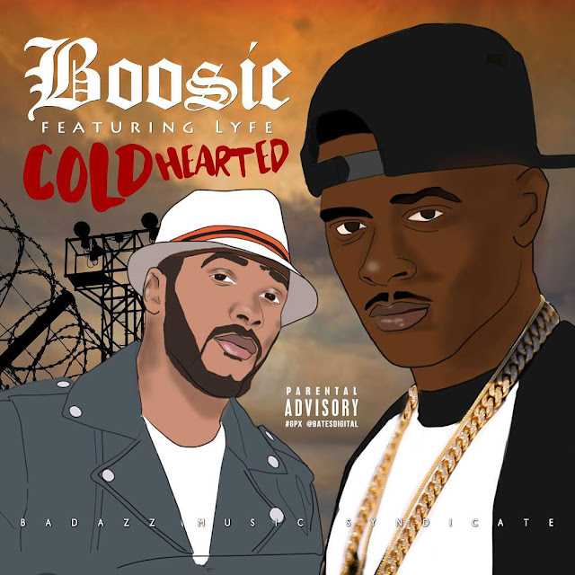 Boosie Badazz – Cold Hearted (feat. Lyfe Jennings)