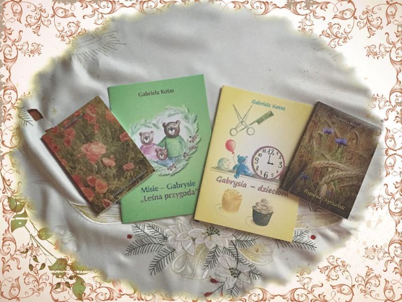 Tutaj można kupić tomiki  moich wierszy dla dorosłych i dzieci