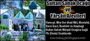 Sultan Sahak Ocağı ve Yarsanlar
