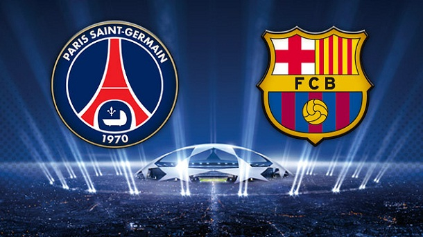 fc barcelona vs paris saint germain