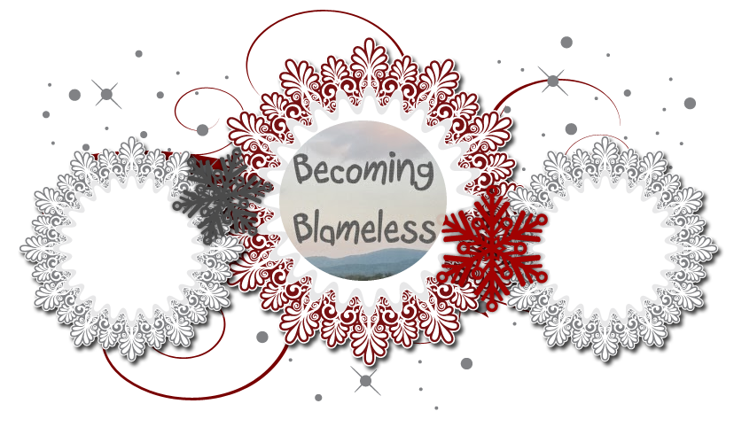 Becoming Blameless