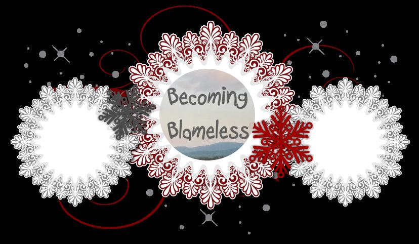 Becoming Blameless