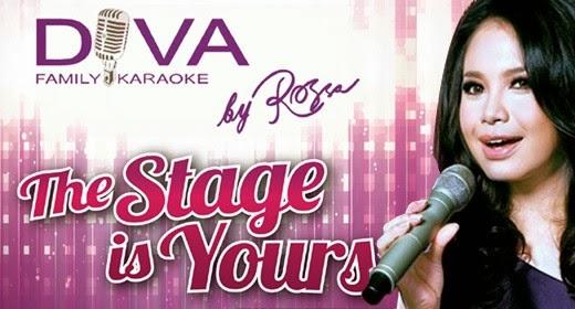 Tempat Karaoke Rossa - Diva Karaoke